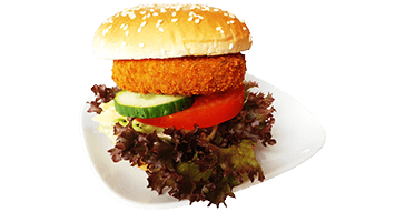 Produktbild Fish Burger